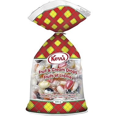 Kerr's Candies, Fruit and Cream, 600g