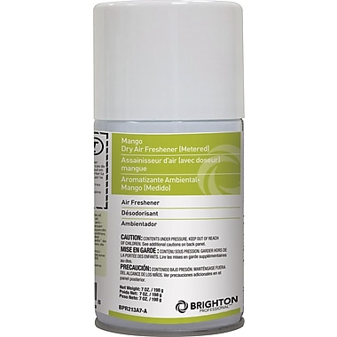 Brighton Professional™ Metered Air Dispenser Refill, Mango, 7 oz.