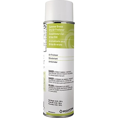 Brighton Professional™Air Freshener, Summer Breeze, 10 oz.