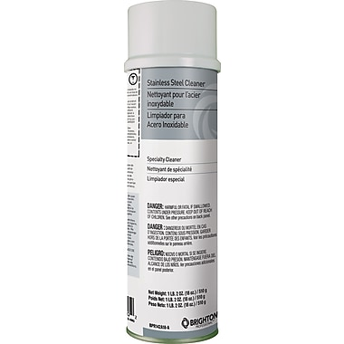 Brighton Professional™ Stainless Steel Cleaner, 19 oz.