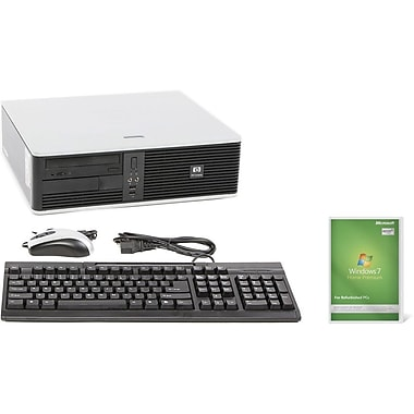 Refurbished HP DC5800, 160GB Hard Drive, 2GB Memory, Intel Core 2 Duo, Win 7 Home Premium