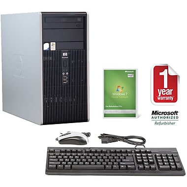 Refurbished HP DC5700, 160GB Hard Drive, 2048MB Memory, Intel Core 2 Duo, Win 7 Home