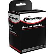 Innovera Remanufactured Black Ink Cartridge Compatible with Brother LC61BK