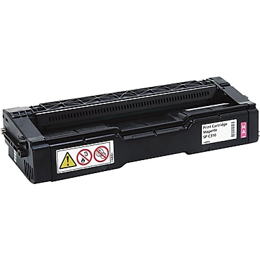 Ricoh Magenta Toner Cartridge (406477), High Yield