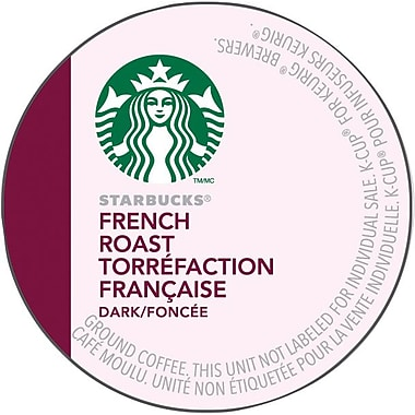 Starbucks® French Roast Coffee K-Cup Refills