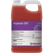 Brighton Professional™ Hepastat 256™ Disinfectant Cleaner, Quick Mix, 1 Gallon