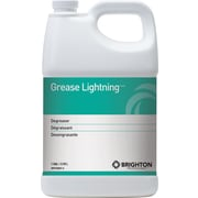 Brighton Professional™ Grease Lightning™ All Purpose Heavy Duty Alkaline Cleaner, 1 Gallon, 4/Ct