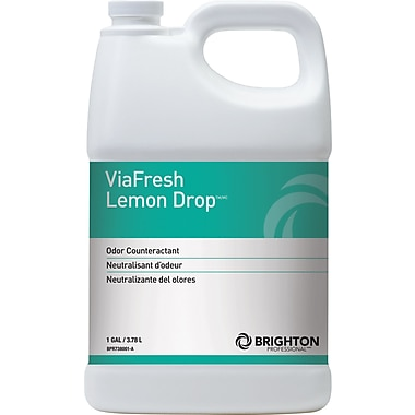 Brighton Professional™ ViaFresh™ Odor Eliminator, Lemon Drop, 1 Gallon