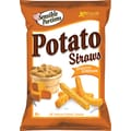 Sensible Portions® Potato Straws, Smooth Cheddar, 1 oz. Bags, 8 Bags/Box