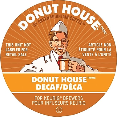 Donut House™ Decaf K-Cup Refills