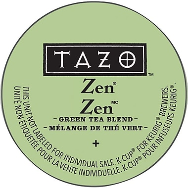 Tazo Zen Green Tea Blend K-Cup Refills