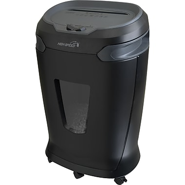 Staples® 16-Sheet High Speed Cross-Cut Shredder