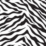 Zebra Stripes Gift Wrap, Size 24 x 417'