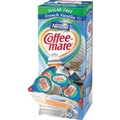 Coffee-mate Sugar-Free Liquid Coffee Creamer Singles, French Vanilla, 50/Box