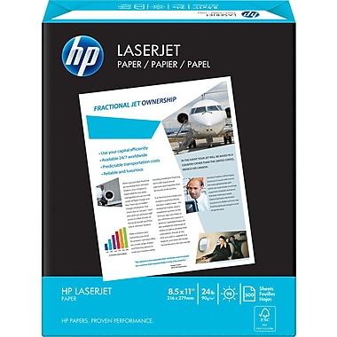 HP LaserJet Paper, 8-1/2