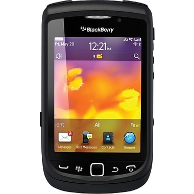 OtterBox BlackBerry 9800 Commuter Series Case, Black