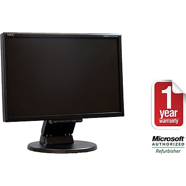 NEC 19in. Widescreen LCD Refurbished Monitor