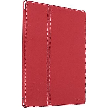 Targus Slim Case for The New iPad®, Red