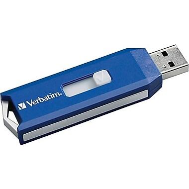 Verbatim Store 'n' Go PRO 64GB USB 2.0 USB Flash Drive (Blue/Silver)