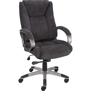 Staples Kearsely Executive Chair, Charcoal