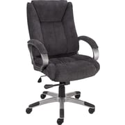 Staples® Kearsely Executive Chair, Charcoal
