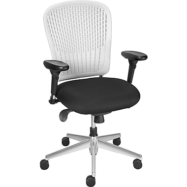 Staples Keis Fabric Task Chair, Black
