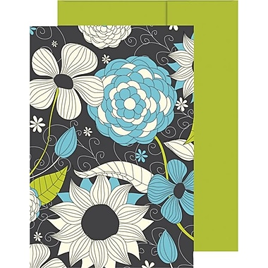 Outline Foliage Stationery Set