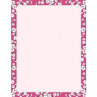 Great Papers® Cherry Blossoms Stationery