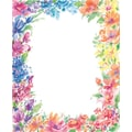 Bright Floral Stationery