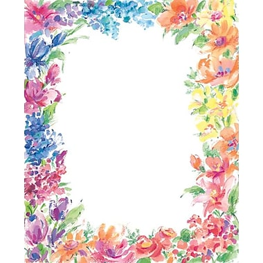 Great Papers® Bright Floral Stationery