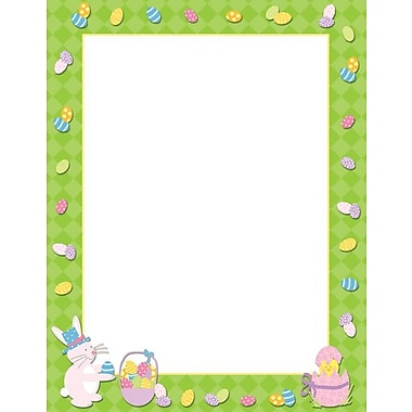 Great Papers® Easter Time Letterhead