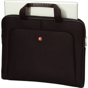 "Swiss Gear 17.3"" Neoprene Laptop Sleeve, Black"