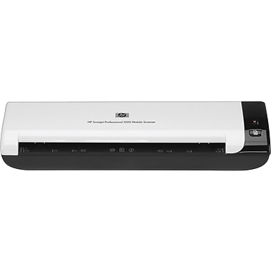 HP® Scanjet Professional 1000 Mobile Scanner