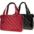 WIB Vanity Chic Quilted Notebook 16.1in. Tote Bag