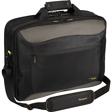 Targus CityGear Laptop Case, Black,  17.3in.