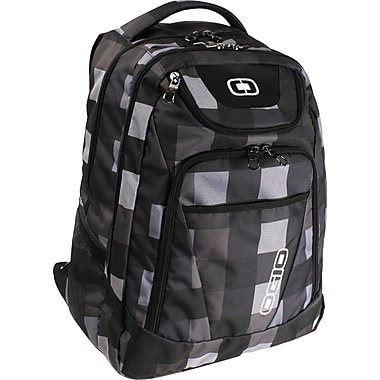 OGIO Adrenaline Driven L-9, 17.3in. Computer Backpack,  Blue Blockade
