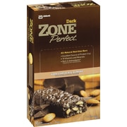 Zone Perfect® Bars, Dark Chocolate Almond, 1.58 oz. Bars, 12 Bars/Box