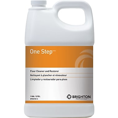 Brighton Professional™ One Step™ Floor Cleaner and Conditioner, 1 gal.