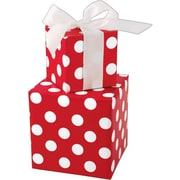 "Shamrock Cheery Dots Gift Wrap, Size 24"" x 417'"