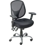Staples Mesh Task Mid Back Chair