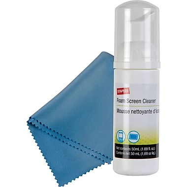 Staples® Foam Screen Cleaning Kit