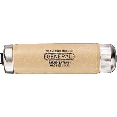 General® Tools Adjustable File Handle, Rustproof Handle