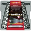 GearWrench® 8 Pieces 12 Point SAE Combination Ratcheting Wrench Set, 5/16in. - 3/4in.