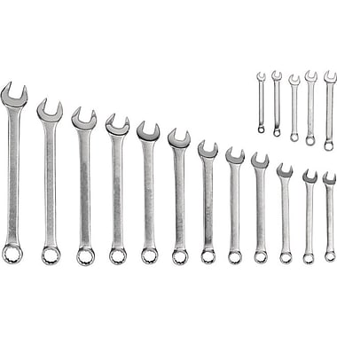 Blackhawk® 17 Pieces Combination Wrench Set