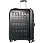 Samsonite Gravtec, 24 Hardside Spinner Luggage, Black