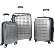 Samsonite Gravtec, 24 Hardside Spinner Luggage, Silver