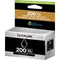 Lexmark 200XL Black Ink Cartridge (14L0174), High Yield