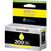 Lexmark 200XL Yellow Ink Cartridge (14L0177), High Yield