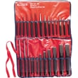 Proto® 12 Pieces Punch and Chisel Set, Alloy Steel