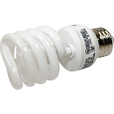 14 Watt VChoice T2 Spiral CFL Bulbs, Warm White